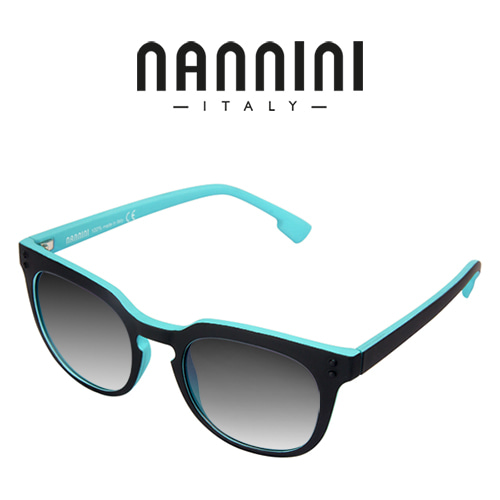 [NANNINI] HOPE / Black + Greenwater - Gradient Color Lense