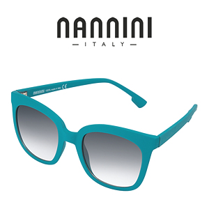 [NANNINI] JOY / Teal - Gradient Color Lense